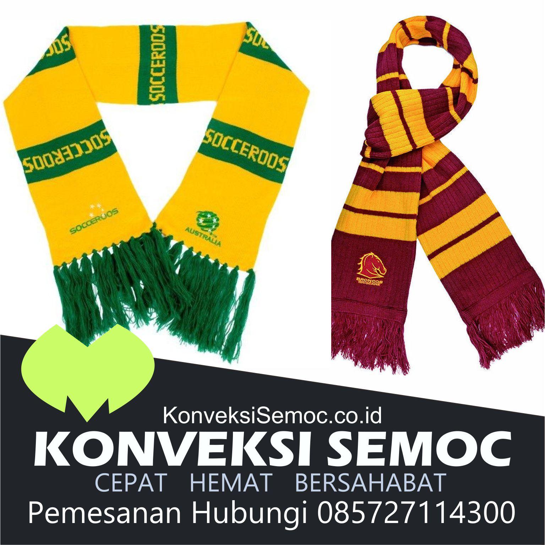 konveksi syal scarf semarang